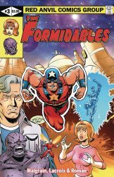 Red Anvil Comics's The Formidables Issue # 3
