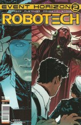 Titan Comics's Robotech Issue # 22