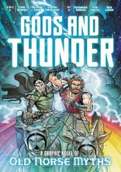 Capstone Press's Gods And Thunder: A Graphic Novel Of Old Norse Myths TPB # 1