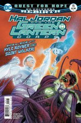 DC Comics's Hal Jordan and the Green Lantern Corps Issue # 15