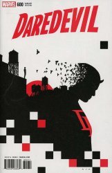 Marvel Comics's Daredevil Issue # 600g