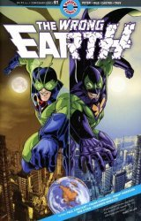 Ahoy Comics's The Wrong Earth Issue # 1