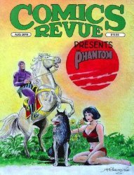 Manuscript Press's Comics Revue Presents Issue # 6