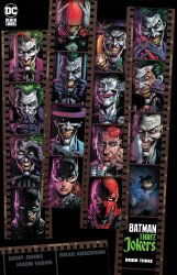 DC Black Label's Batman: Three Jokers Issue # 3h