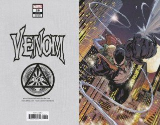 Marvel Comics's Venom Issue # 26 - 3rd print b
