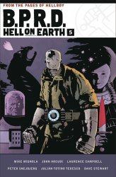 Dark Horse Comics's B.P.R.D.: Hell on Earth Hard Cover # 5