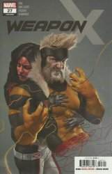 Marvel Comics's Weapon X Issue # 27