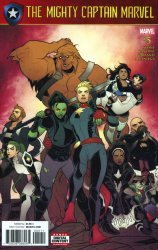 Marvel Comics's The Mighty Captain Marvel Issue # 5