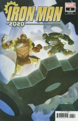 Marvel Comics's Iron Man 2020 Issue # 2e