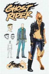 Marvel Comics's Ghost Rider Issue # 1h