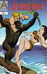 A List Comics's Jungle Comics Issue # 5