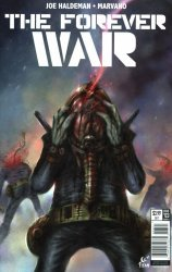 Titan Comics's Forever War Issue # 3b