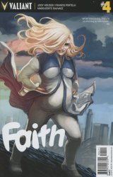 Valiant Entertainment's Faith Issue # 4