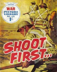 Fleetway (AP/IPC)'s War Picture Library Issue # 426