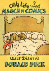 Western Printing Co.'s March of Comics Issue # 56g