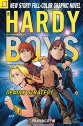 Papercutz's Hardy Boys Soft Cover # 20