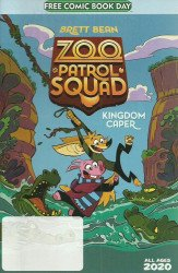 Penguin Workshop's Zoo Patrol Squad Issue fcbd
