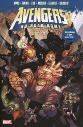 Marvel Comics's Avengers: No Road Home TPB # 1