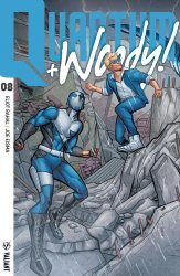 Valiant Entertainment's Quantum & Woody Issue # 8c