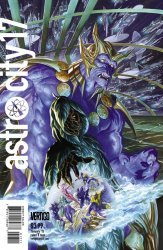 Vertigo's Astro City Issue # 17