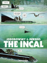 Humanoids Publishing's Incal: Oversized Deluxe Limited Edition Hard Cover # 1