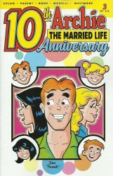 Archie Comics Group's Archie the Married Life: 10th Anniversary Issue # 3