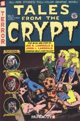 Papercutz's Tales from the Crypt Hard Cover # 5