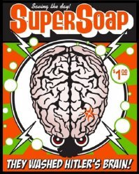 Eight Ball Graphics's Super Soap Issue # 2