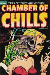 Canton Street Press's Chamber Of Chills Issue # 19