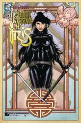 Aspen Entertainment's Executive Assistant: Iris Issue # 4b