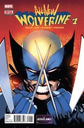 Marvel Comics's All-New Wolverine Issue # 1