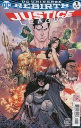DC Comics's Justice League Issue # 1