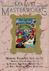 Marvel Comics's Marvel Masterworks: Marvel Team-Up Hard Cover # 5b