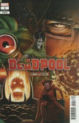 Marvel Comics's Deadpool Annual # 1b