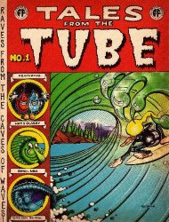 Print Mint's Tales from the Tube Issue # 1