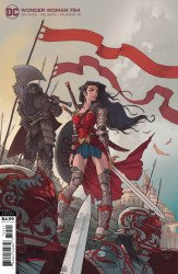 DC Comics's Wonder Woman Issue # 754b