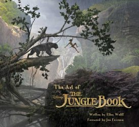 Insight Editions 's Art of the Jungle Book Hard Cover # 1