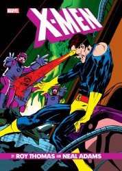 Marvel Comics's X-Men: By Roy Thomas & Neal Adams - Gallery Edition  Hard Cover # 1