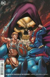 DC Comics's Injustice vs The Masters of The Universe Issue # 1b