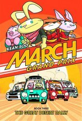 Capstone Press's March: Grand Prix Soft Cover # 3