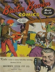 Buster Brown Shoes's Buster Brown Comics Issue # 20browns