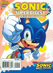 Archie's Sonic Super Digest! Issue # 9