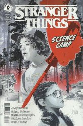 Dark Horse Comics's Stranger Things: Science Camp Issue # 2c