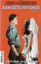 Dynamite Entertainment's Army of Darkness: Ash Gets Hitched Issue # 4