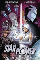 Skymap Comics's Star Power And The 9th Wormhole TPB # 1