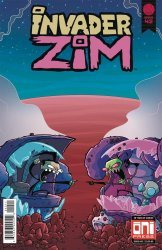 Oni Press's Invader Zim Issue # 42