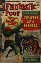 Marvel Comics's Fantastic Four Issue # 32