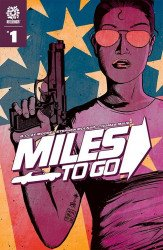 AfterShock Comics's Miles to Go Issue # 1b