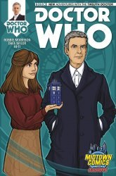 Titan Comics's Doctor Who: The 12th Doctor Issue # 1h