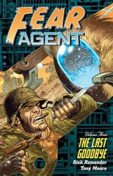 Image Comics's Fear Agent TPB # 3-2nd print